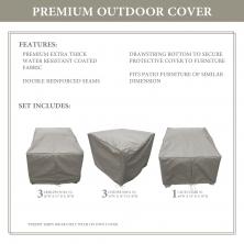 VENICE-08e Protective Cover Set - TK Classics